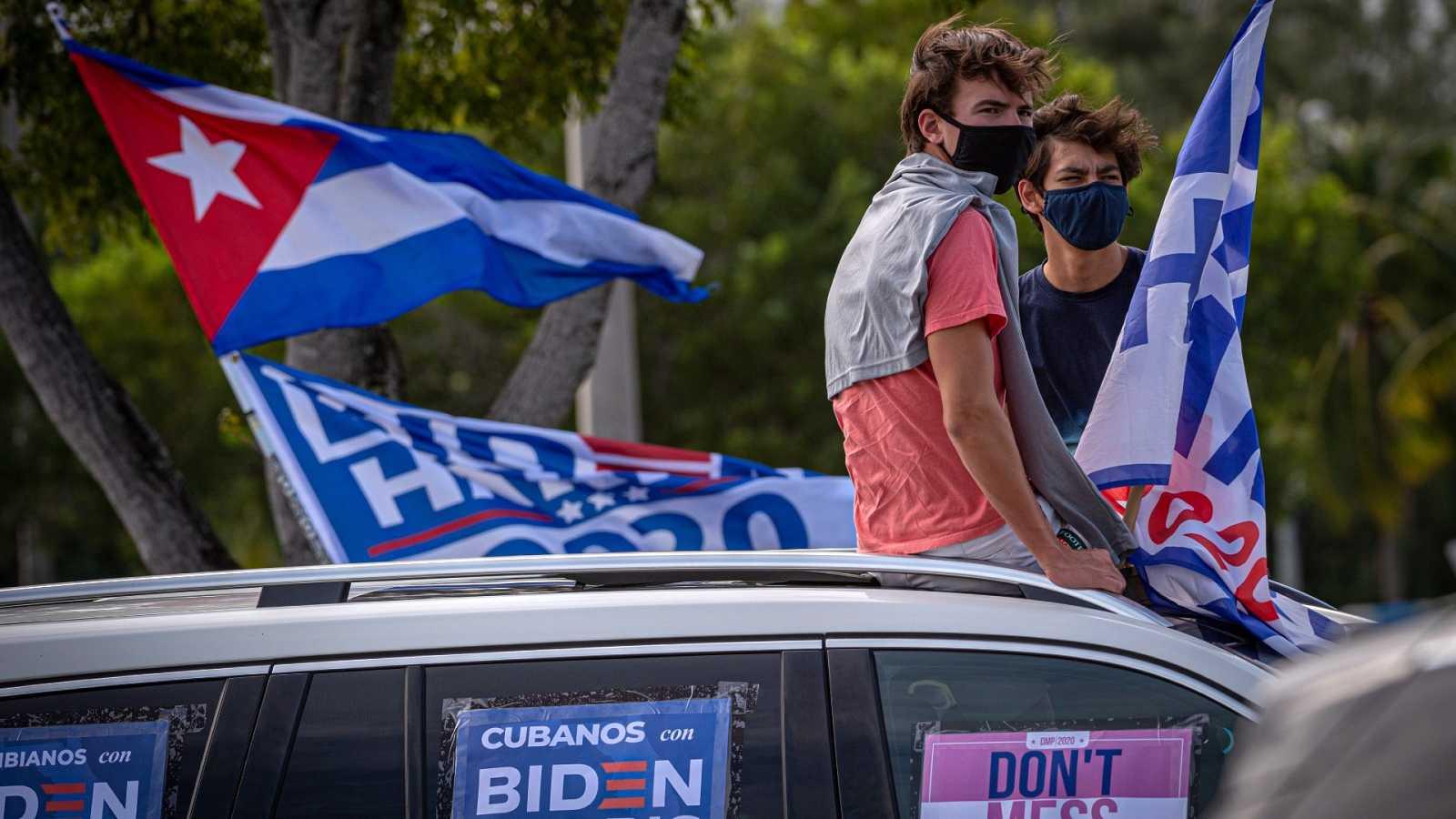 Cinco Continentes - Florida, un estado clave en las elecciones presidenciales - Escuchar ahora