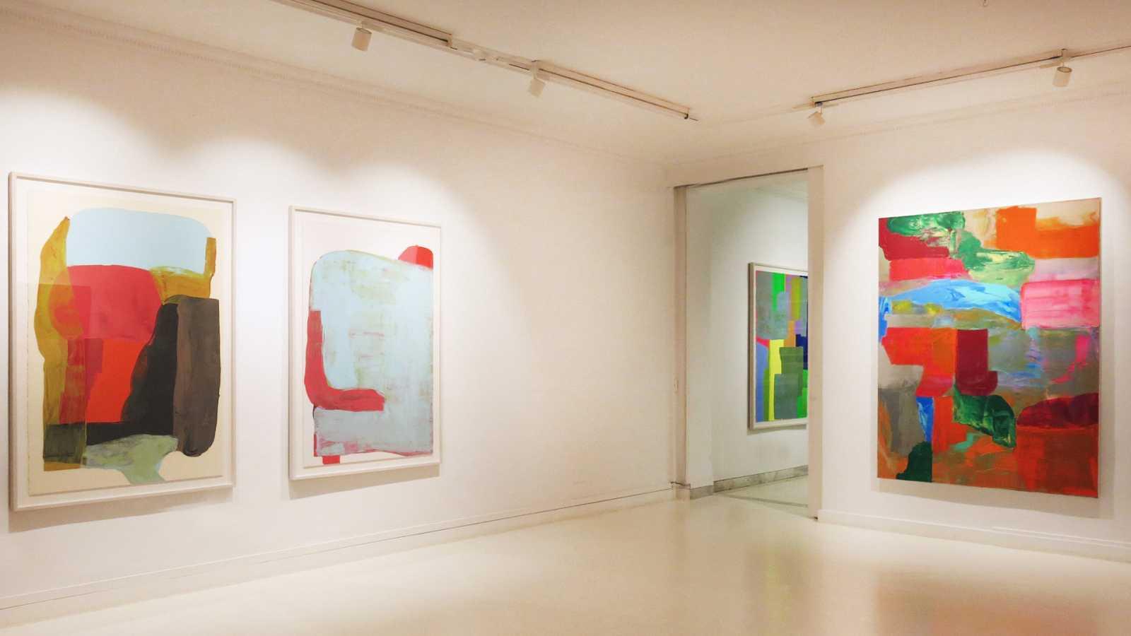 Hora  América - Exposición 'Con una nube en el medio', de Pedro Calapez - escuchar ahora