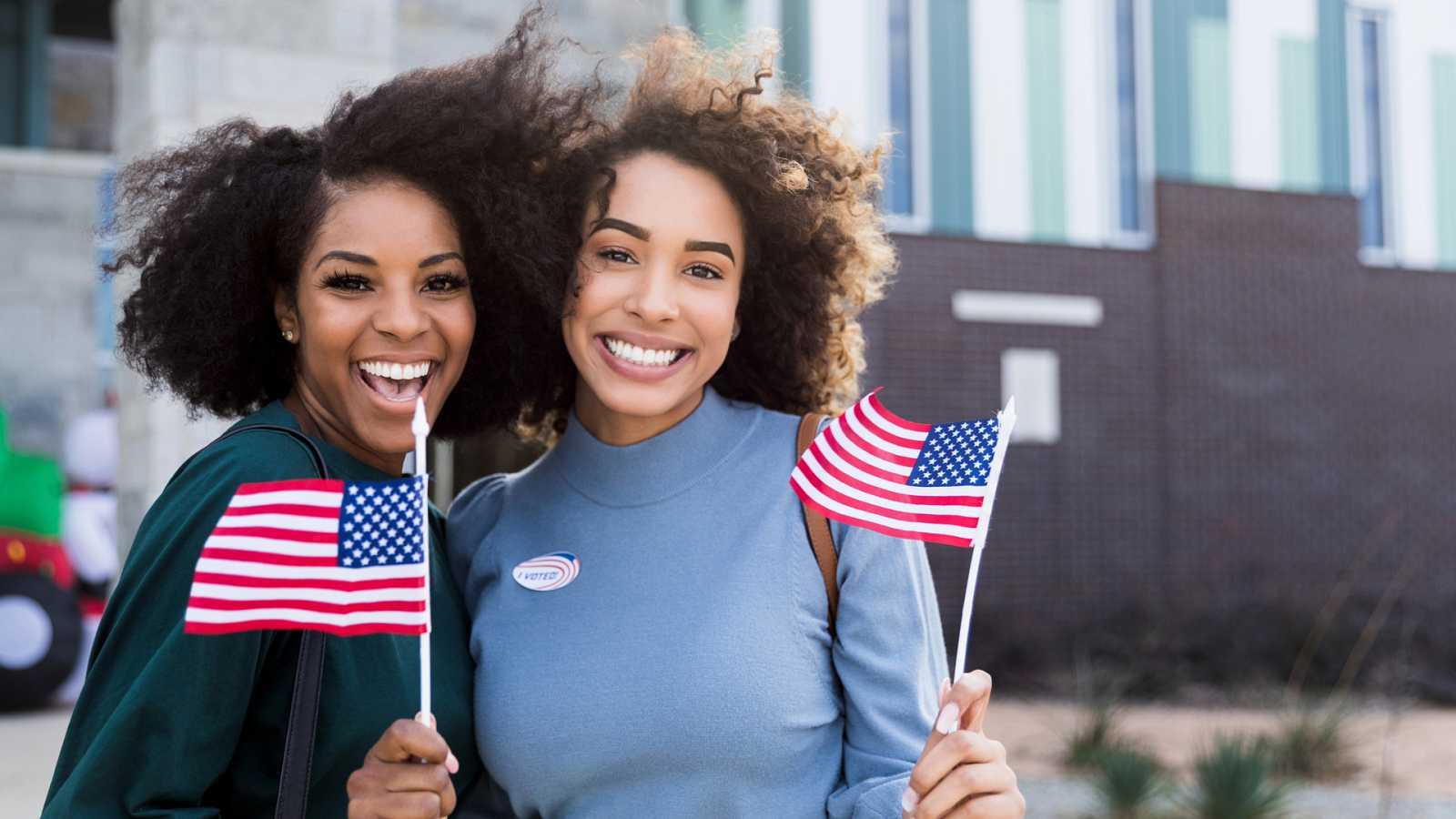 Hora América - Importancia del voto latino y el de las mujeres en las elecciones de EE. UU. - 27/10/20 - escuchar ahora