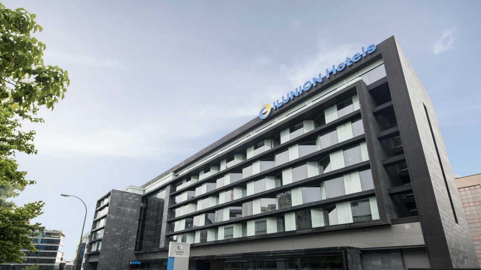 Para que veas -  ILUNION Hotels reabre hoteles urbanos con todas las garantías antiCovid 19 - 28/10/20 - Escuchar ahora