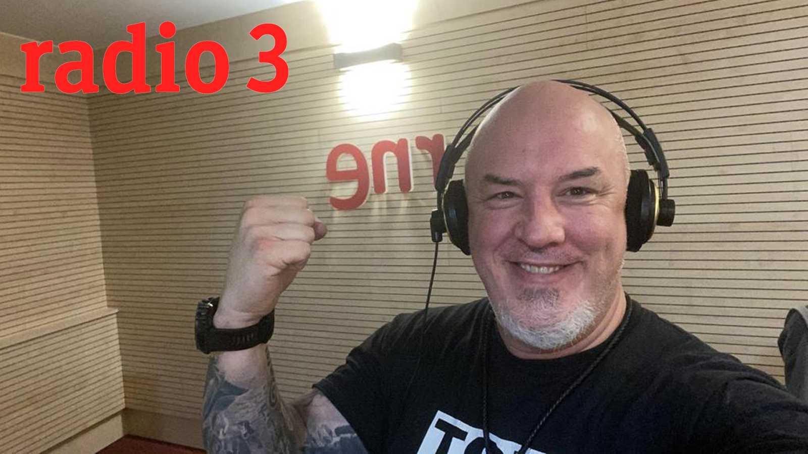 En Radio 3 - Iñaki Zubizarreta - 31/10/20 - escuchar ahora