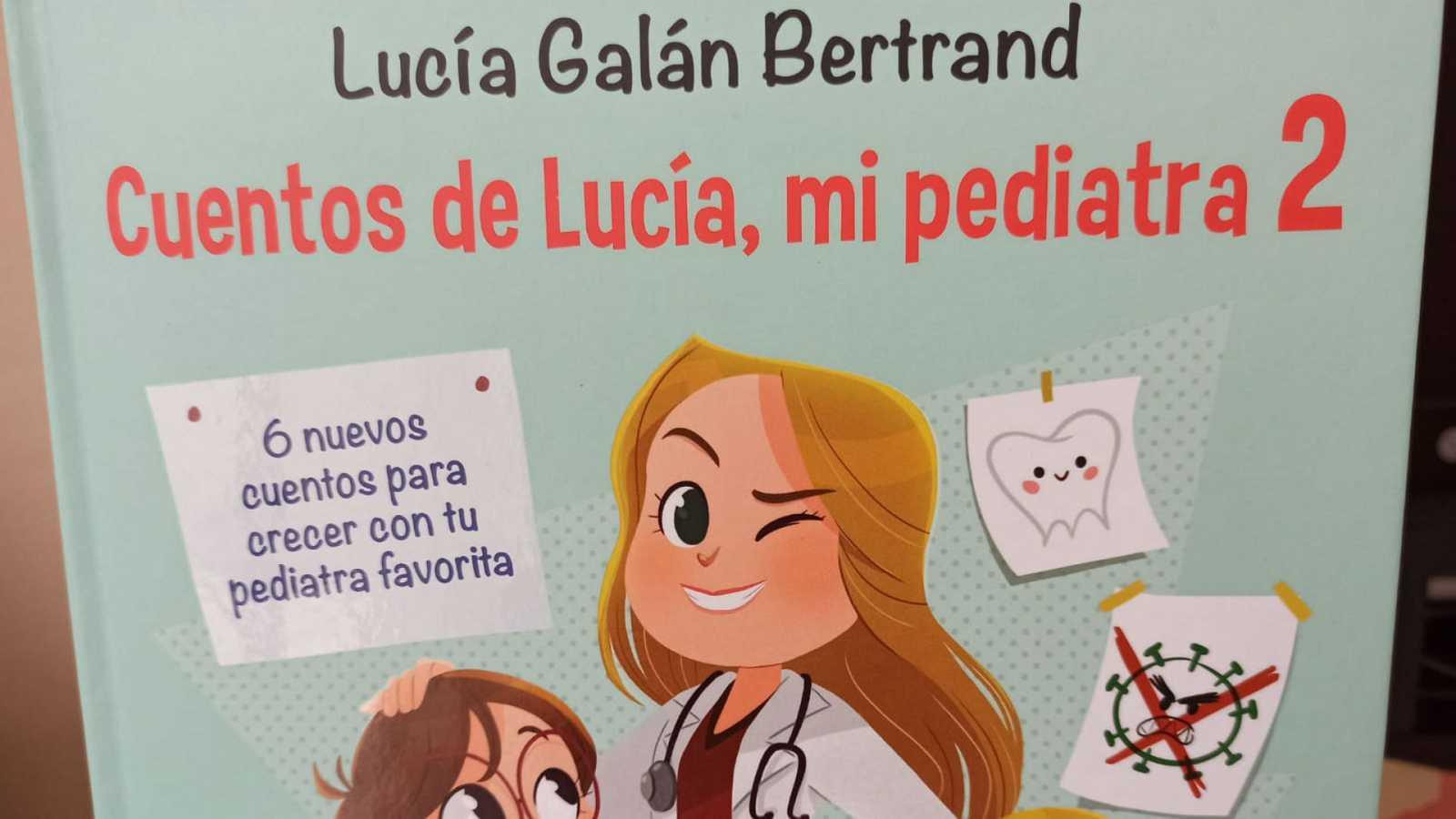 Educar para la paz - Educamos en salud con Lucía, mi pediatra - 28/10/20 - escuchar ahora