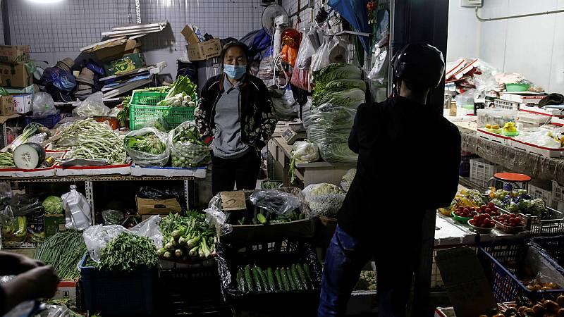 14 horas - Ni rastro de una segunda ola de la pandemia en China - Escuchar ahora