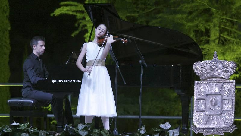 14 horas - La violinista María Dueñas gana el premio El Ojo Crítico de Música Clásica 2020 con 17 años - Escuchar ahora