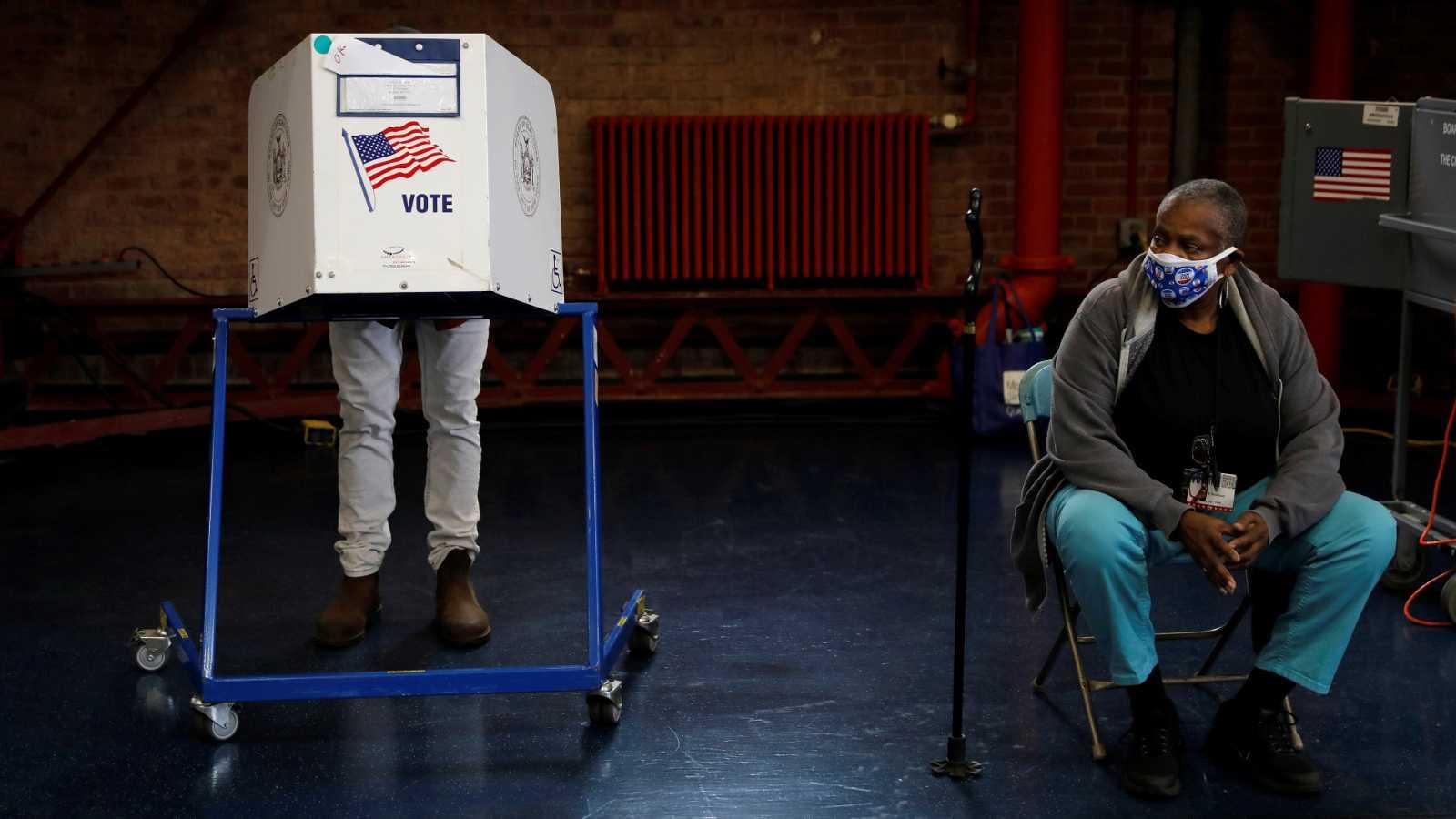 Reportajes 5 Continentes - Elecciones en EE.UU.: los afroamericanos, un voto decisivo? - Escuchar ahora