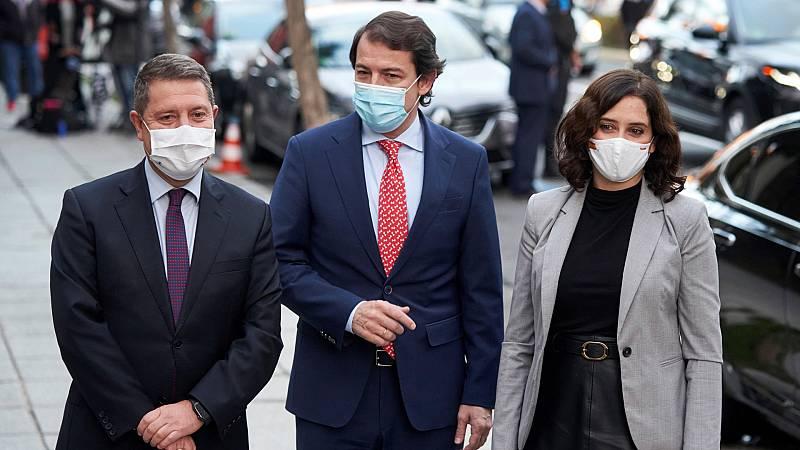 """24 horas - Las Castillas, confinadas desde el viernes y Madrid pedirá al Gobierno cerrarse """"por días"""" - Escuchar ahora"""