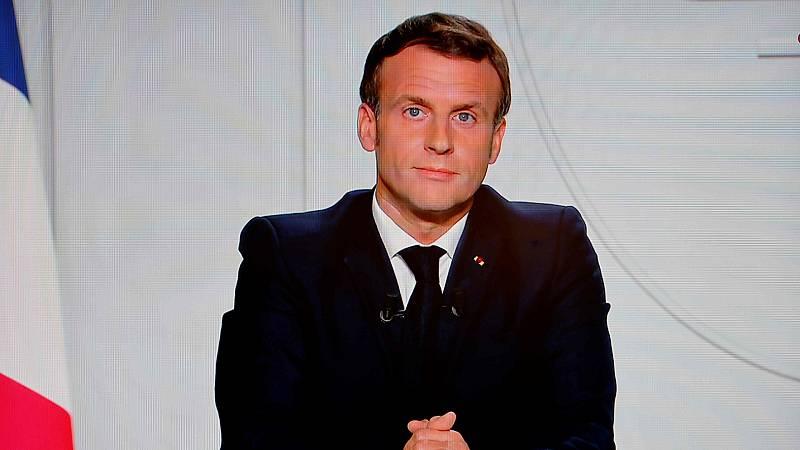 24 horas - Francia vuelve al confinamiento - Escuchar ahora