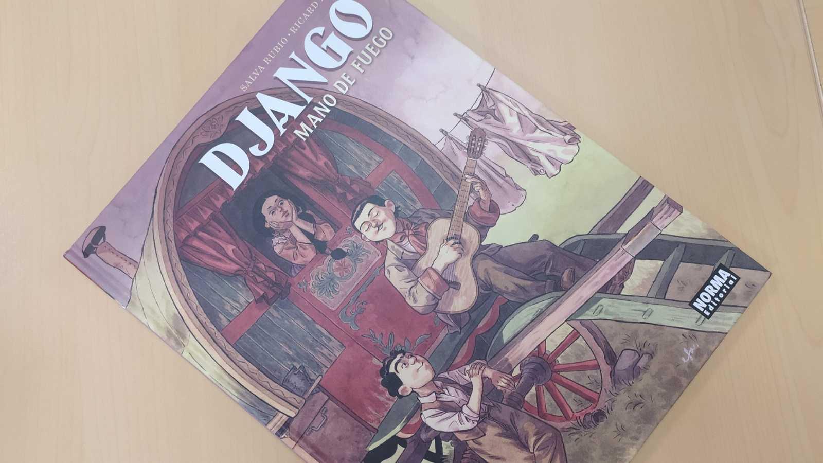 """Efecto Doppler - """"Django, mano de fuego"""" - 28/10/20 - escuchar ahora"""