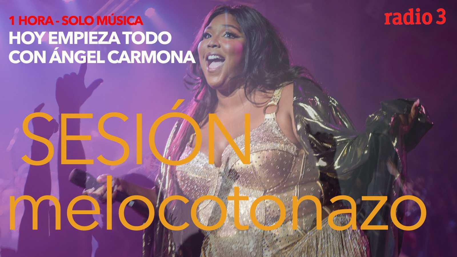 Hoy empieza todo con Ángel Carmona - #SesiónMelocotonazo: Wilco, Lizzo, Death cab for cutie... - 29/10/20 - escuchar ahora