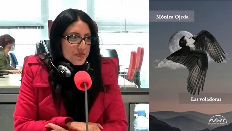 Hora América - Mónica Ojeda presenta 'Las voladoras', su primer libro de cuentos - 28/10/20 - escuchar ahora
