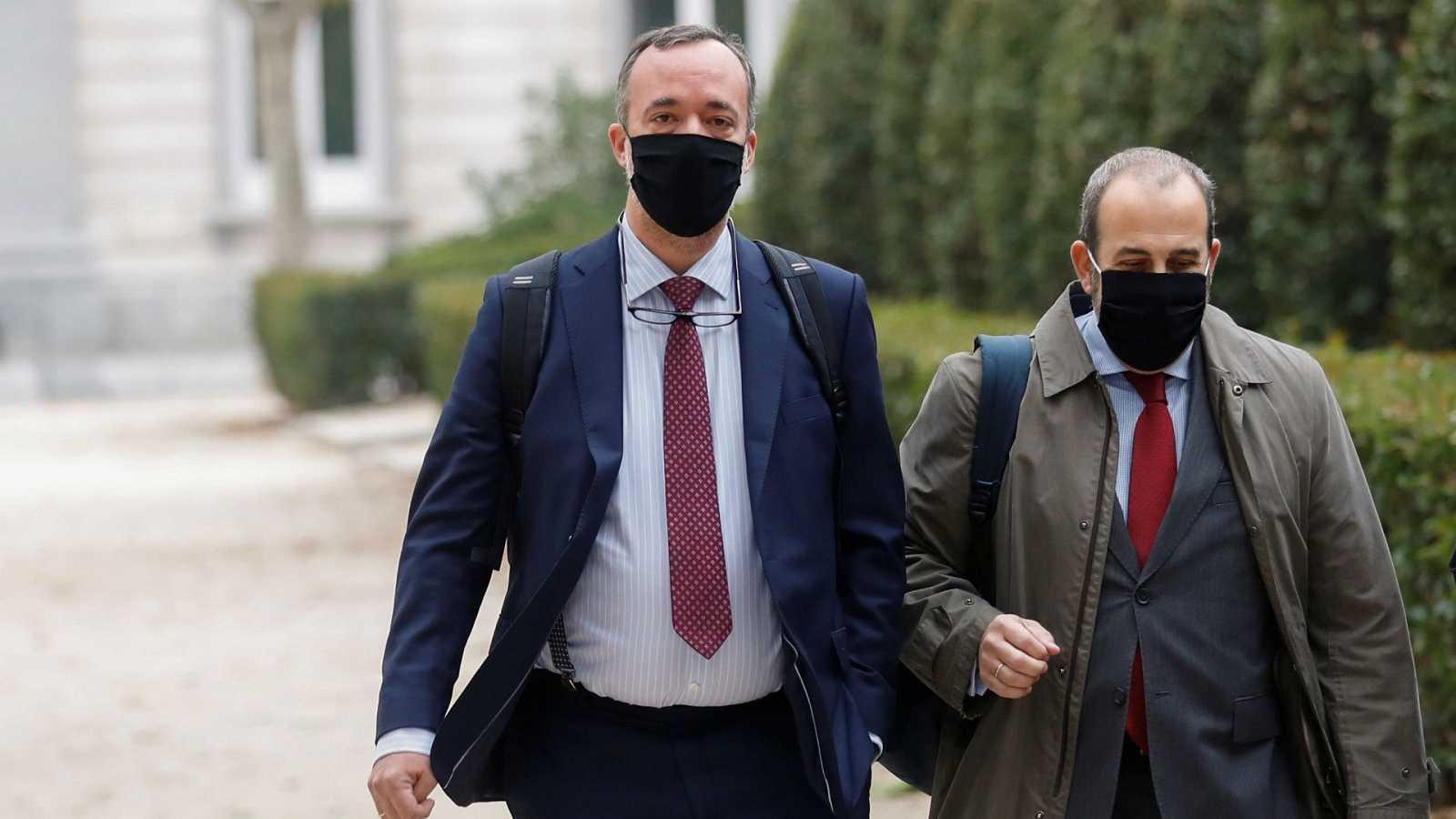 4 horas - El exnúmero 2 de Interior señala al exministro Fernández Díaz como ideólogo para espiar a Bárcenas - Escuchar ahora
