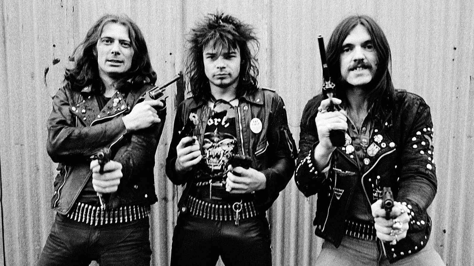 El Sótano - Ace of spades de Motorhead y los primeros The Damned - 29/10/20 - escuchar ahora