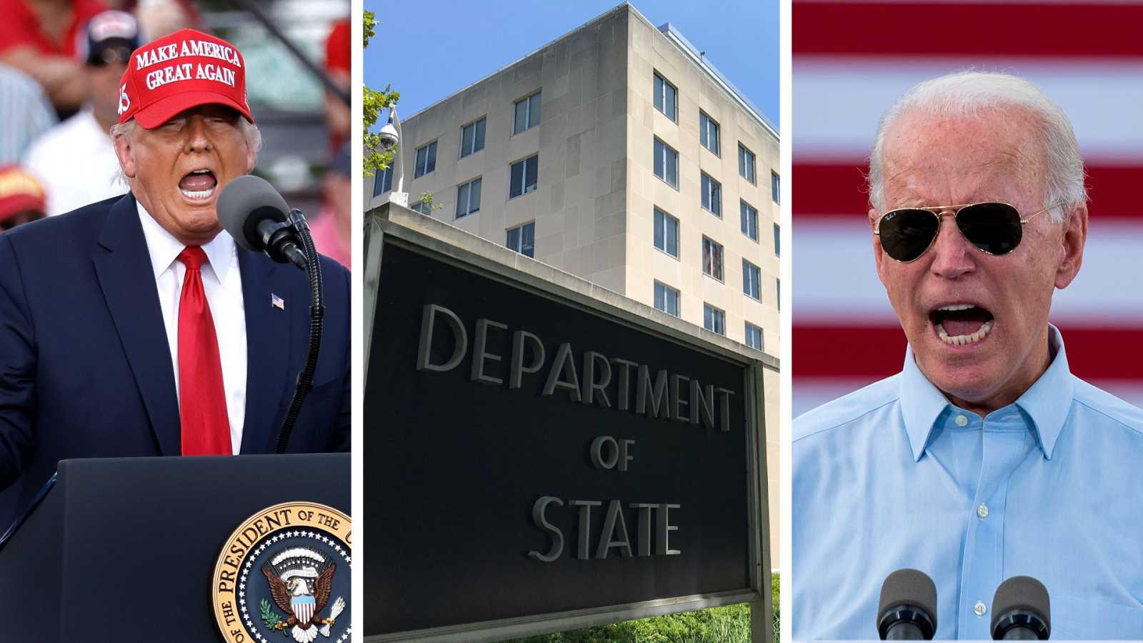 Cinco continentes - Presidenciales EEUU: política exterior - Escuchar ahora