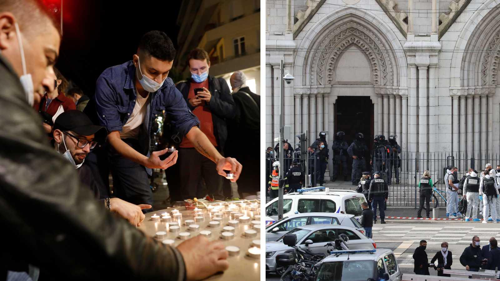 Cinco continentes - Francia: atentado yihadista en Niza - Escuchar ahora