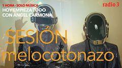 Hoy empieza todo con Ángel Carmona - #SesiónMelocotonazo: Jefferson Airplane, Daft Punk, Arde Bogotá... - 30/10/20
