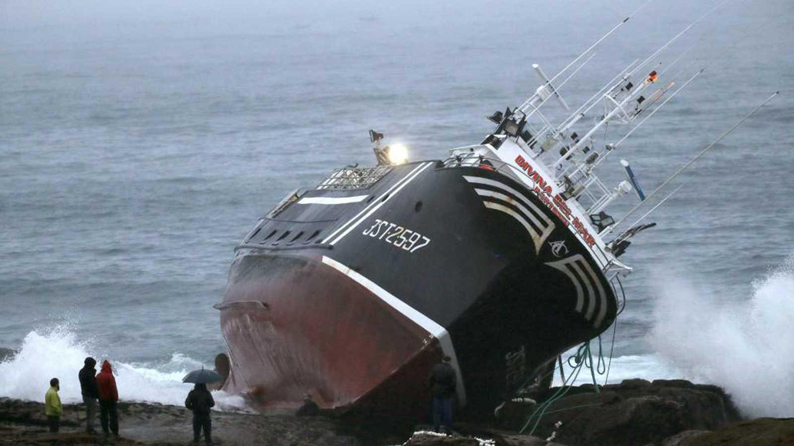 Españoles en la mar - Informe sobre siniestralidad en buques pesqueros - 29/10/20 - escuchar ahora