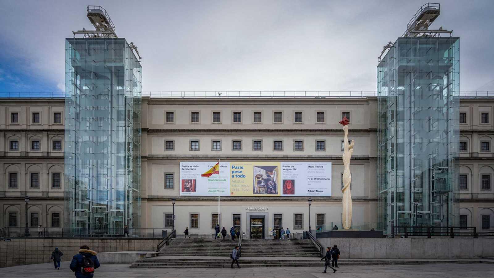 Las mañanas de RNE con Íñigo Alfonso - 30 años del Museo Reina Sofía de Madrid - Escuchar ahora
