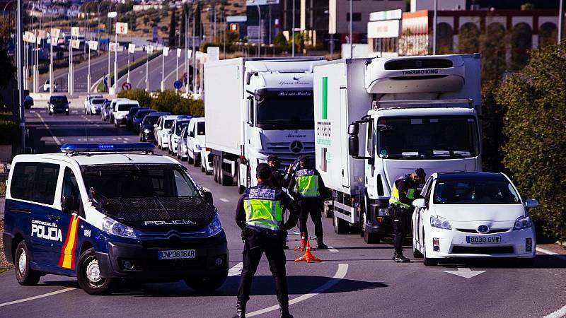 14 horas - España se encierra en el puente de Todos los Santos para frenar la segunda ola del coronavirus