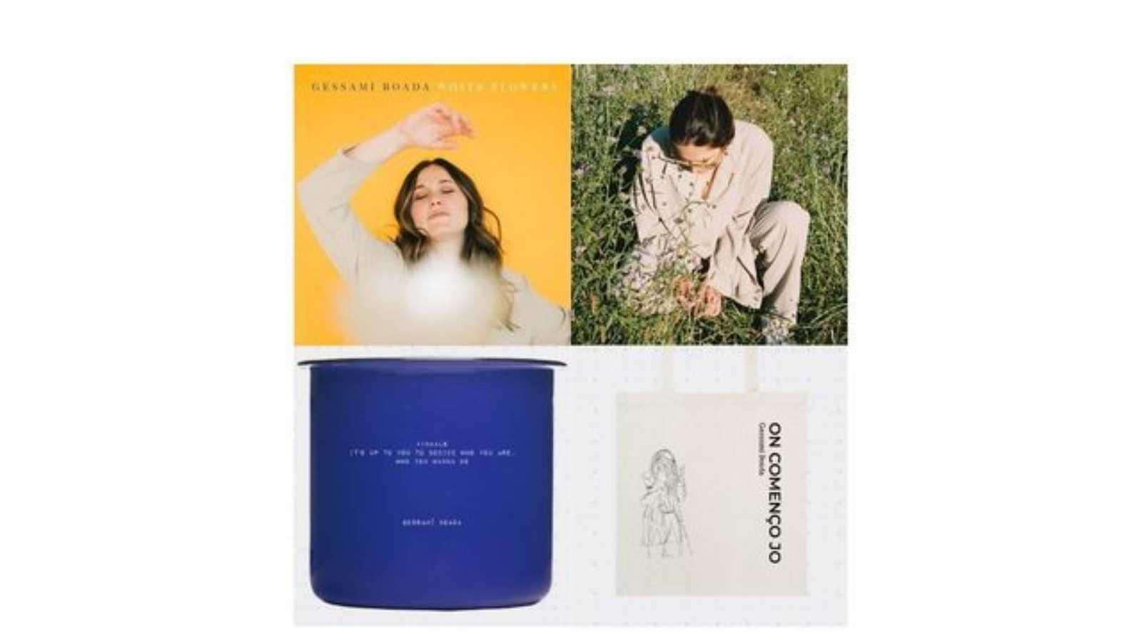 Otros acentos - 'On començo jo', segundo disco de Gessamí Boada - 01/11/20 - Escuchar ahora