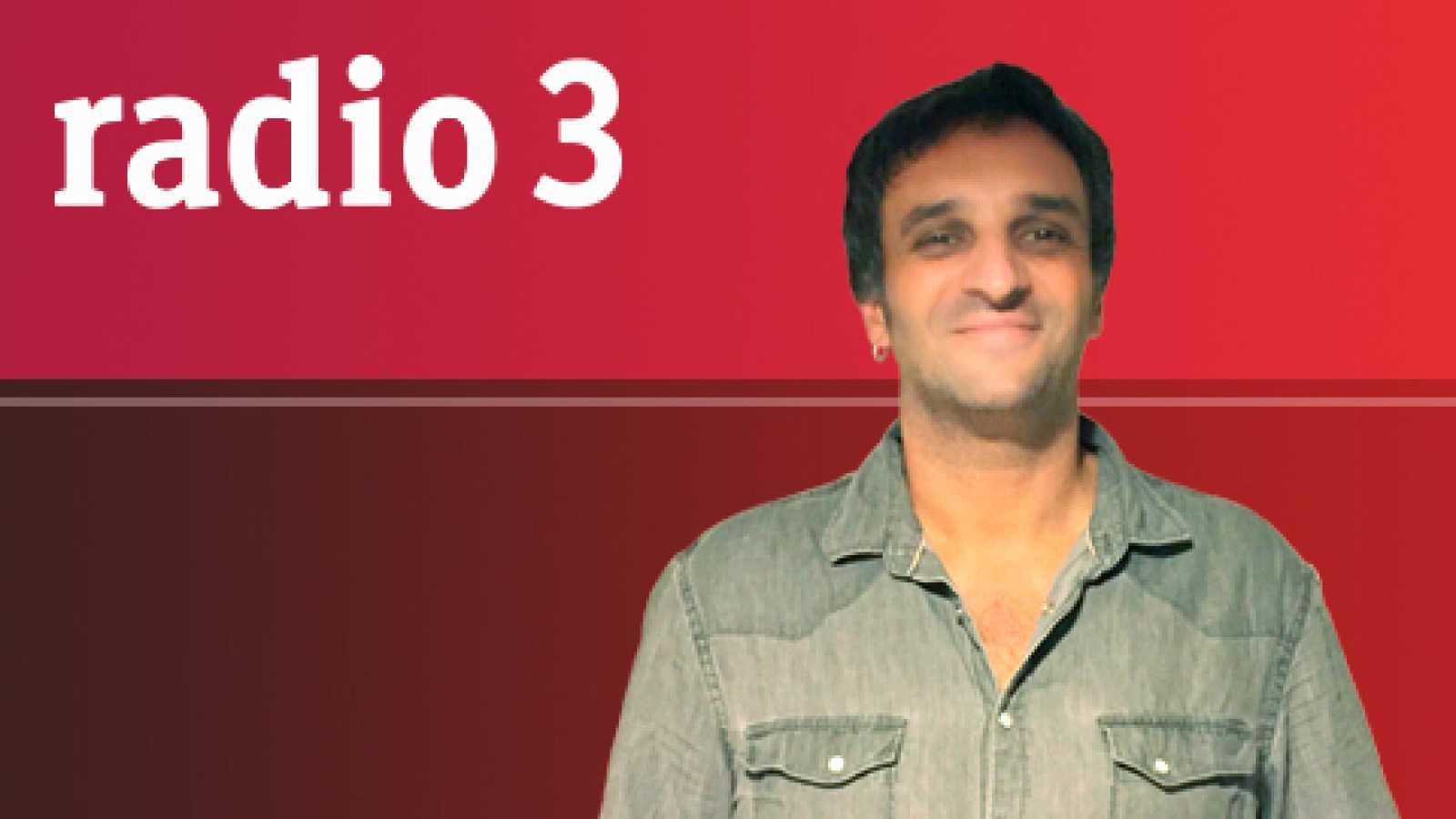 Paralelo 3 en Radio 3 - #306 Actress + José Padilla - 30/10/20 - escuchar ahora