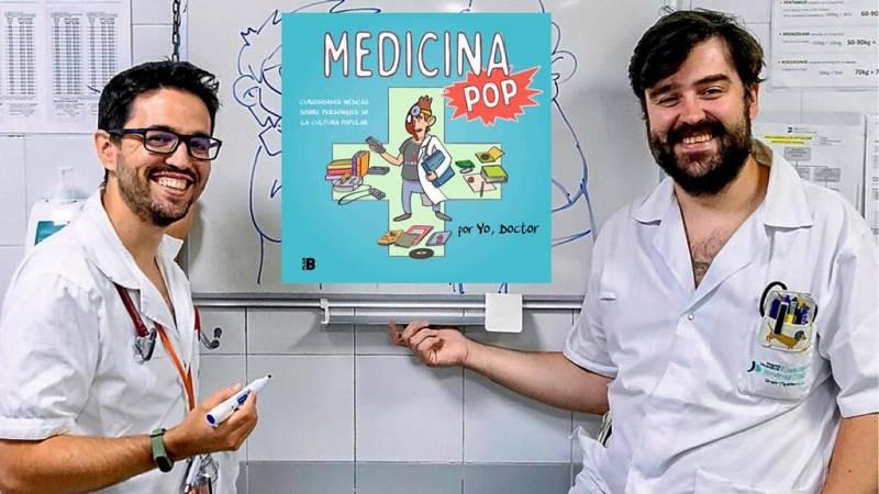 No es un día cualquiera - Guido Rodríguez de Lema y Juan Sánchez-Verde - Curiosidades médicas - 'Café de las 9' - 31/10/2020 - Escuchar ahora