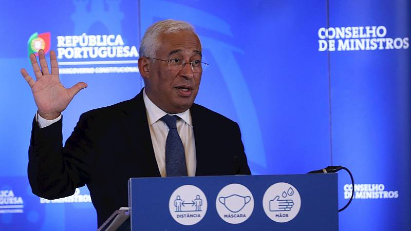 España a las 8 Fin de Semana - Europa endurece sus medidas: Portugal, Austria y Grecia imponen restricciones ante el aumento de contagios - Escuchar ahora