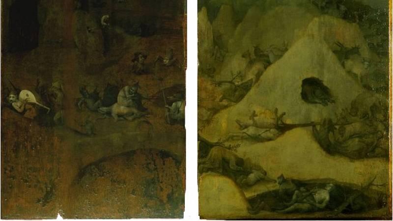 Espacio en blanco - Nefilim, Ifrit, ángeles y otros seres espirituales - 01/11/20 - escuchar ahora