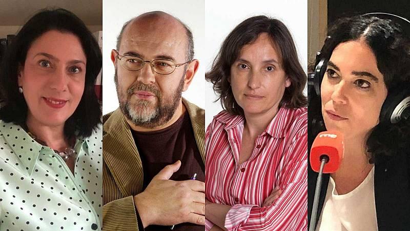Utopías - El periodismo cultural en tiempos extraordinarios - 01/11/20 - escuchar ahora