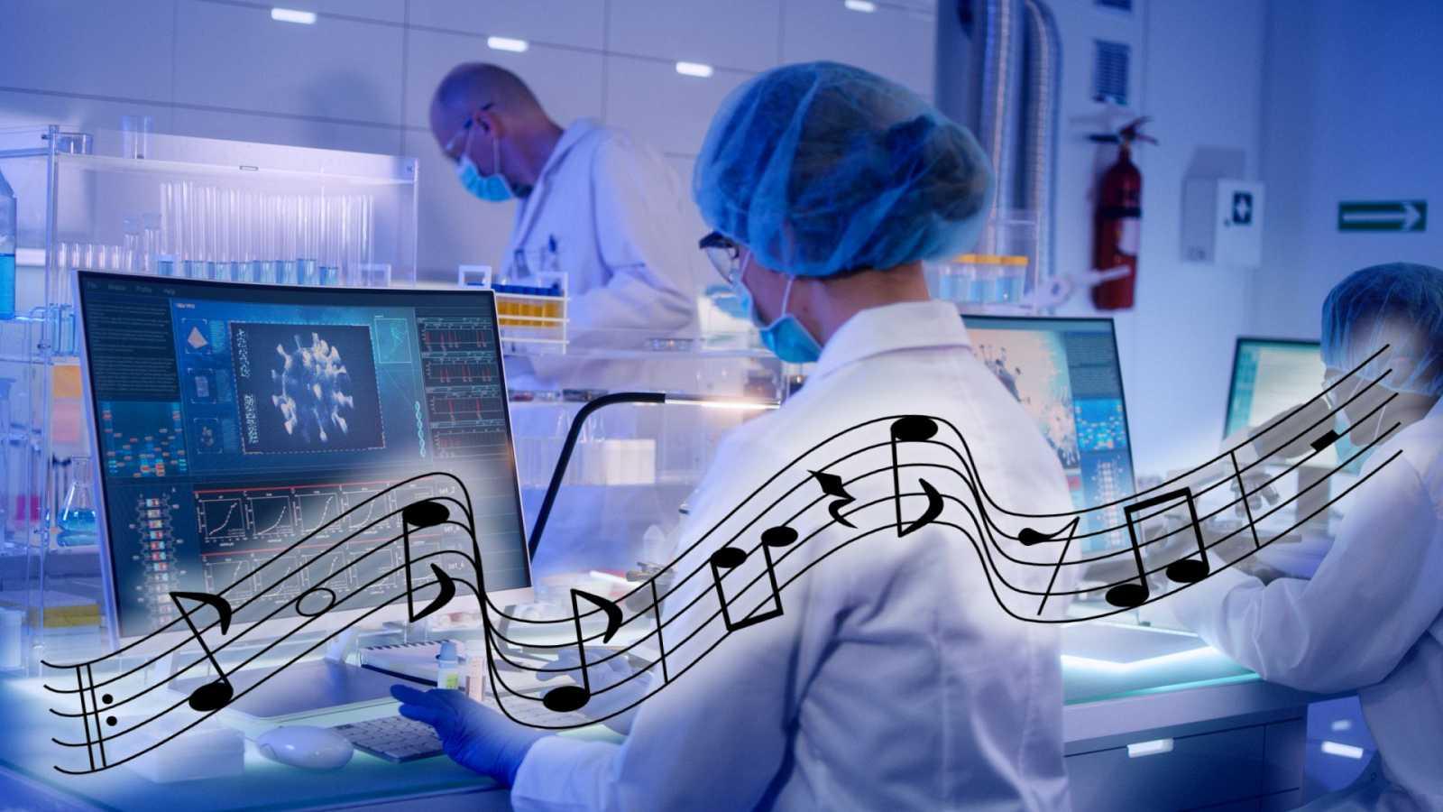 Cinco pistas - La música habla de ciencia - 04/11/20 - escuchar ahora