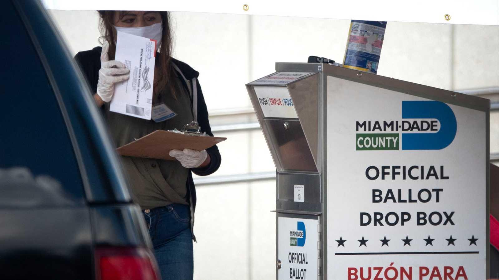 Reportajes 5 Continentes - Elecciones EE.UU.: ¿Cómo se vota en Florida? - Escuchar ahora