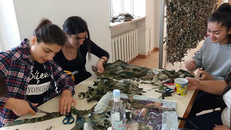 14 horas - La voz de los refugiados armenios de Nagorno Karabaj - Escuchar ahora