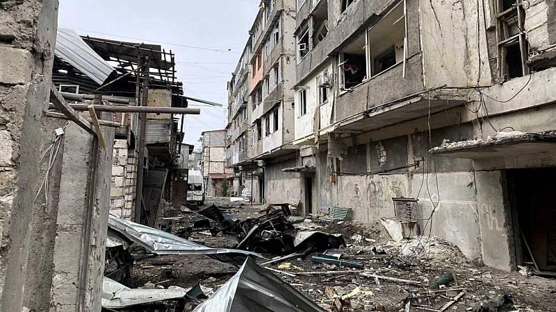 24 horas - Nagorno Karabaj: los que huyen del miedo - Escuchar ahora
