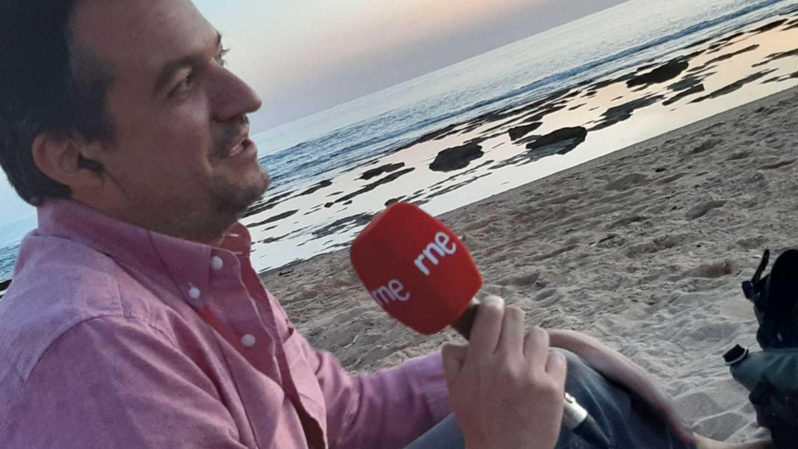 De vuelta en Radio 5 - Festival Iberoamericano de Teatro de Cádiz - 01/11/20 - escuchar ahora