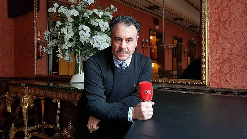 Las mañanas de RNE con Pepa Fernández - Entrevista a Carlos Álvarez - Escuchar ahora