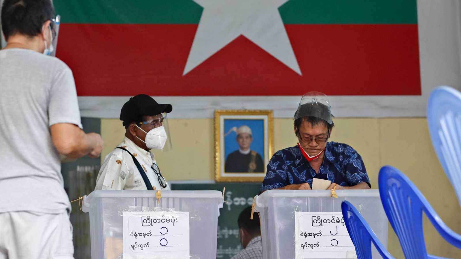 Asia hoy - Ante las elecciones en Birmania - 03/11/20 - escuchar ahora