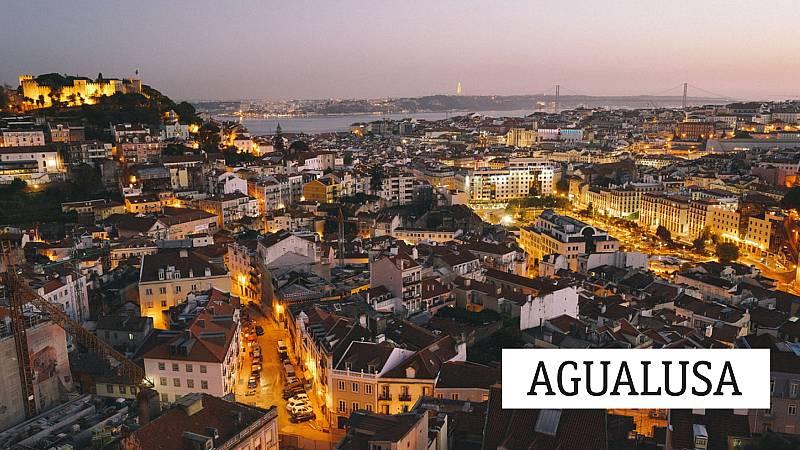 "Agualusa - ""Jussara Silveira y su Agua Lusa"" - 03/11/20 - escuchar ahora"