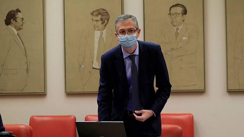 Boletines RNE - El Banco de España critica la subida del salario de los funcionarios - Escuchar ahora
