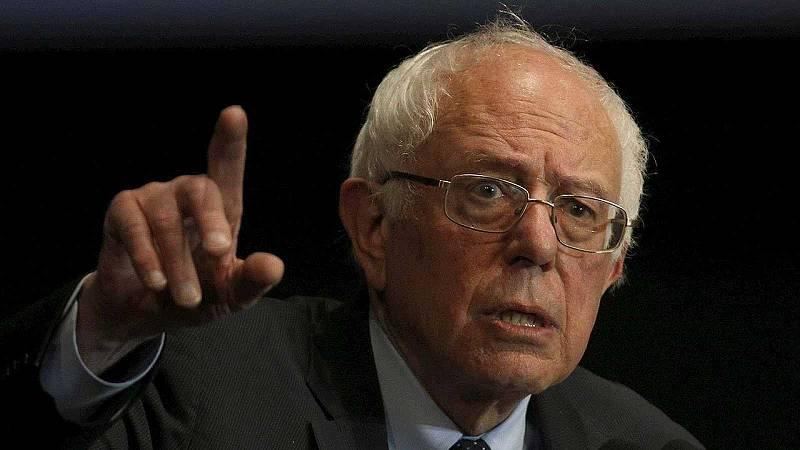 14 horas - La predicción cumplida de Sanders y otros detalles de las elecciones - Escuchar ahora