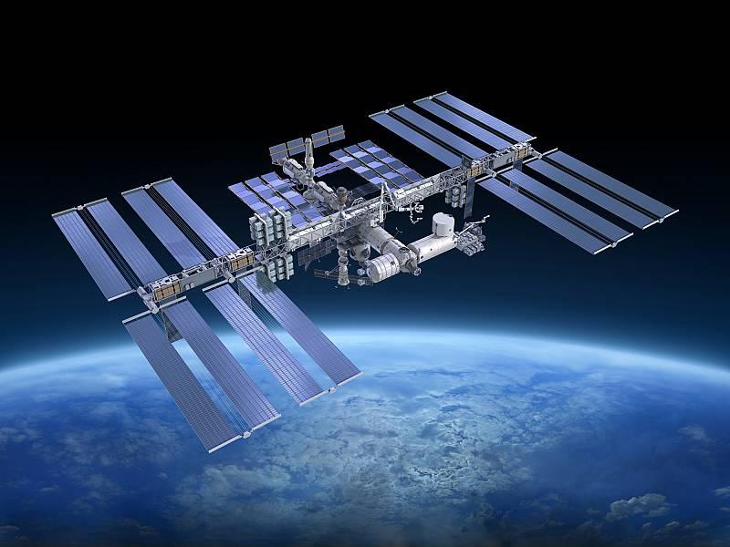 Mas cerca - 20años de la Estacion Espacial Internacional - Escuchar ahora