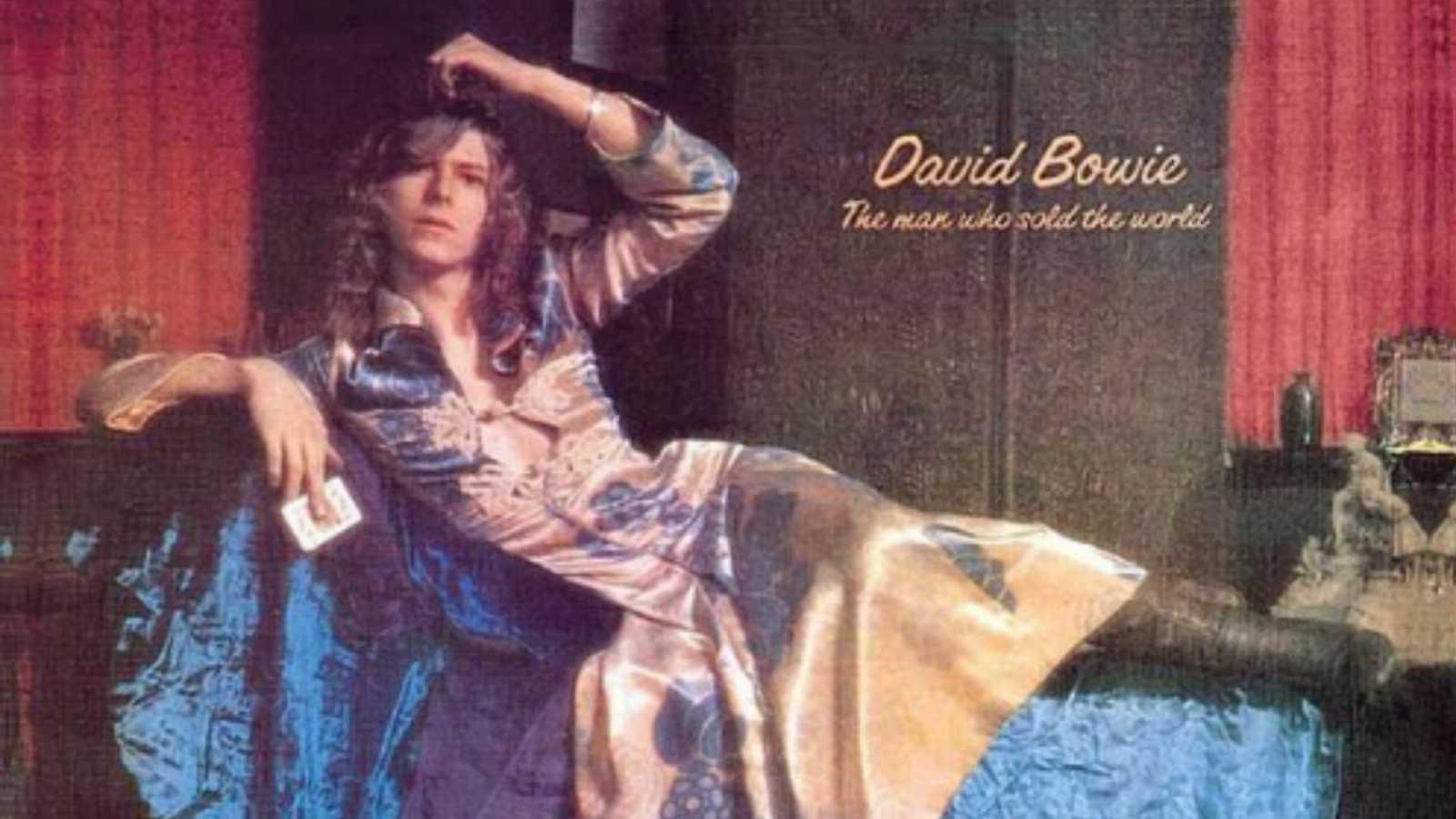 El sótano - Bowie; 50 años de The man who sold the world - 04/11/20 - escuchar ahora
