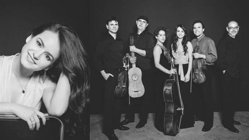 Fila cero - Fundación Juan March: Cantadas - 04/11/20 - escuchar ahora