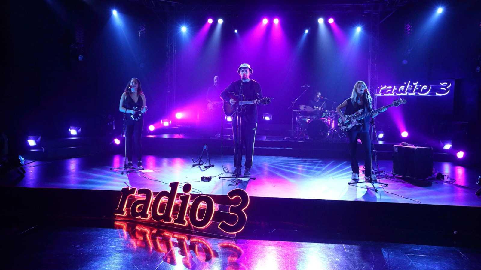 Los conciertos de Radio 3 - Pablo Wilson - 05/11/20 - escuchar ahora
