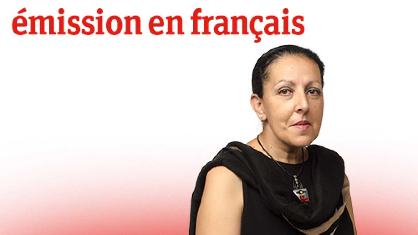 Emission en français - Larrad, passeur d'émotions - 05/11/20 - escuchar ahora
