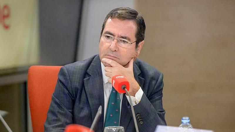 """24 horas - Garamendi (CEOE): """"Nos gustaría que los PGE se aprobaran por un año"""" - Escuchar ahora"""