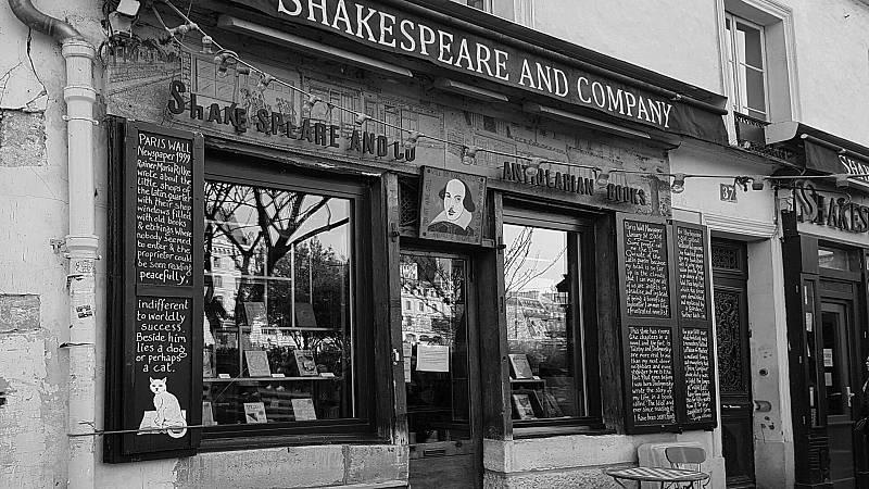 Por tres razones - Shakespeare & Company, historia de una librería superviviente - Escuchar ahora