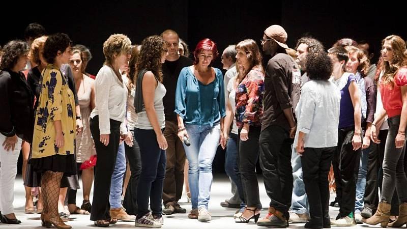 La Sala - En Cádiz con el FIT, títeres en Murcia y 'Los que hablan', Malena Alterio y Luis Bermejo - 08/11/20 - escuchar ahora