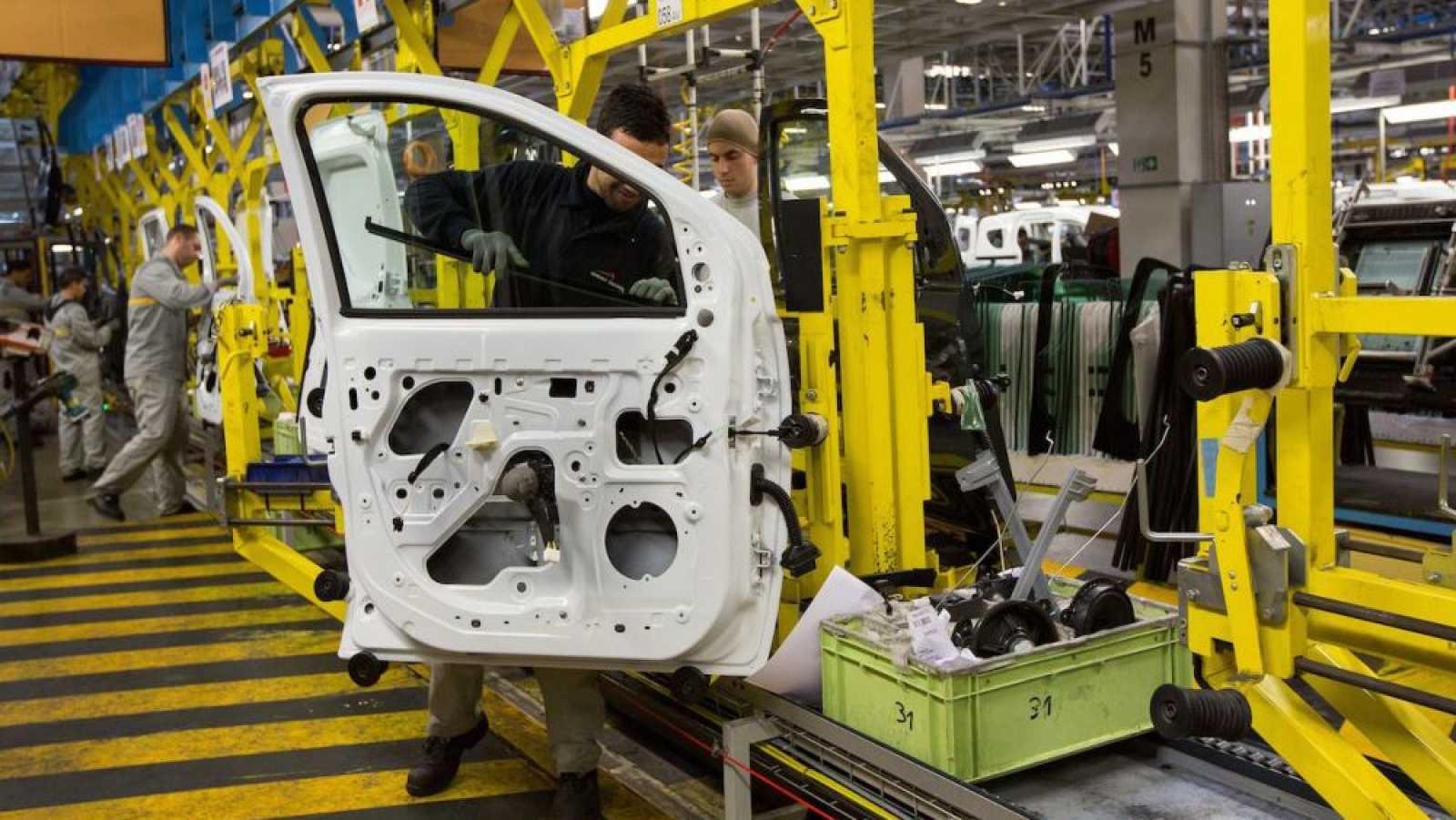 África hoy - Marruecos, primer fabricante de vehículos en el norte de África - 05/11/20 - escuchar ahora