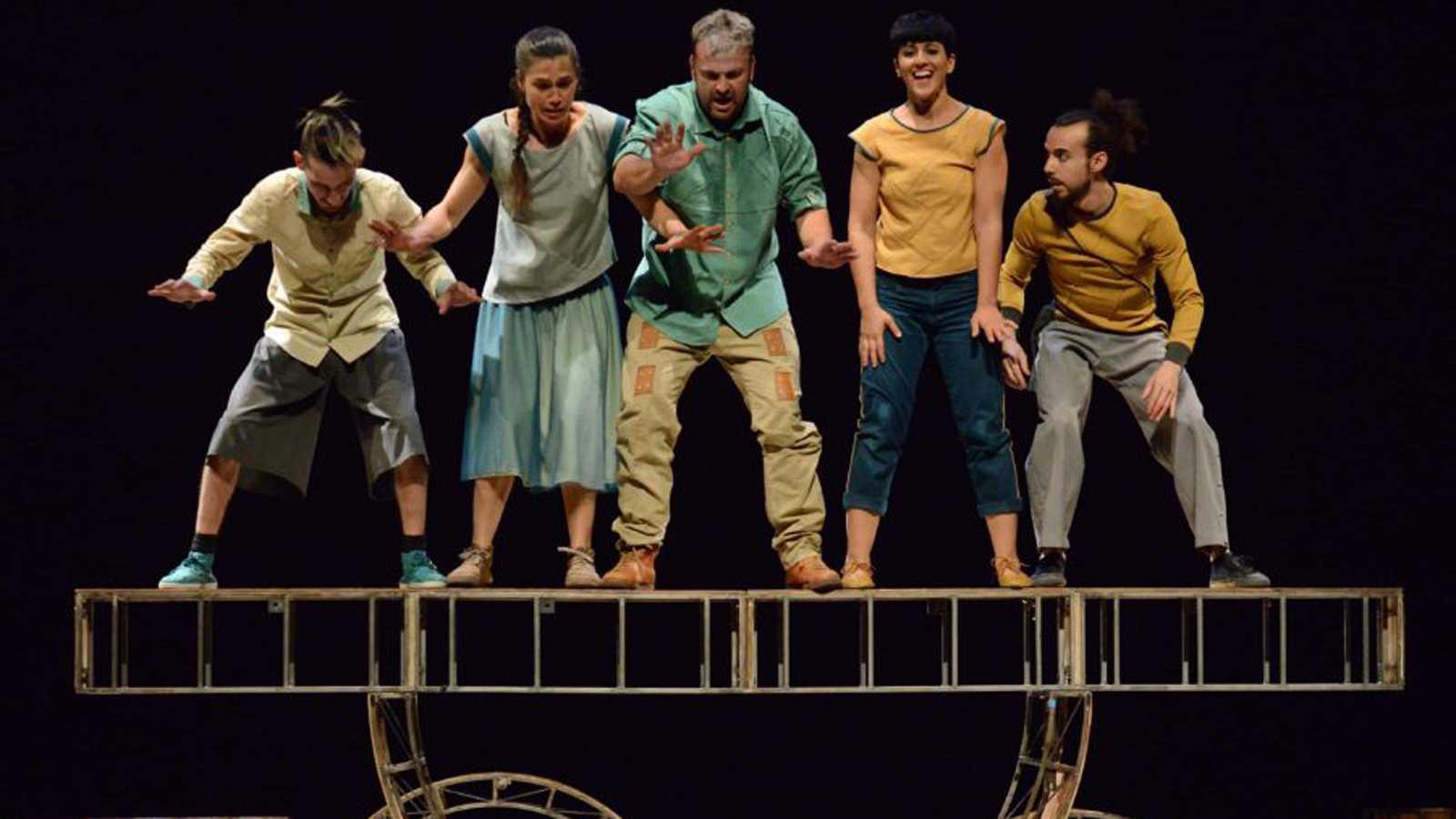 Artesfera -30 edición del ciclo El Teatro y la Escuela, en Sevilla - 06/11/20 - escuchar ahora