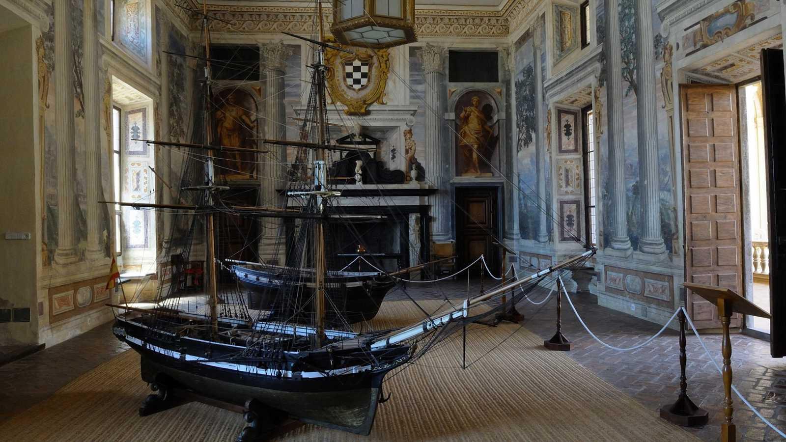 Españoles en la mar - El Museo Naval reabre sus puertas - 09/11/20 - escuchar ahora
