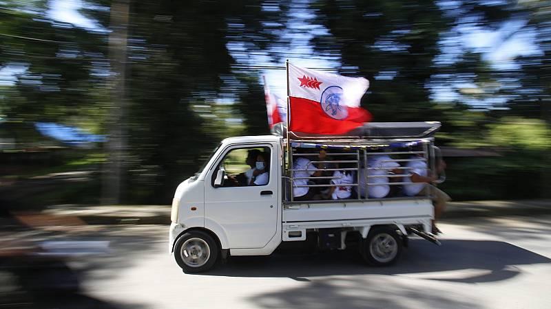Reportajes 5 Continentes - Elecciones legislativas en Birmania - Escuchar ahora